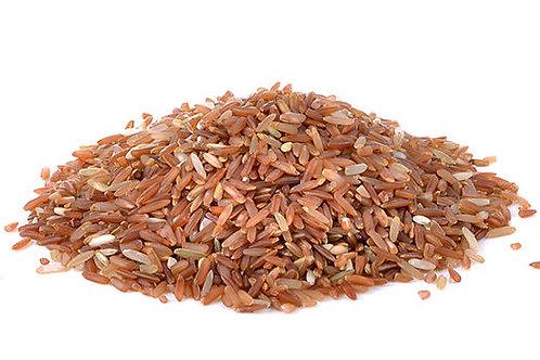 Rice, Red Jasmine 50LBS ORGANIC