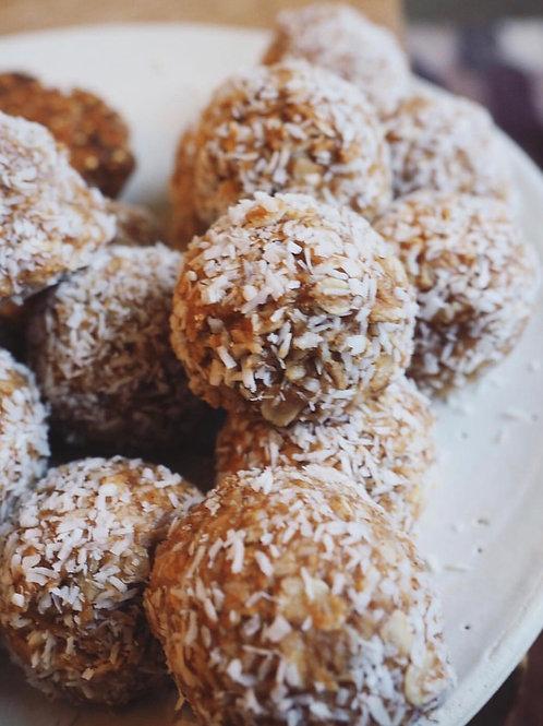 Coconut Peanut Power Balls - 12x