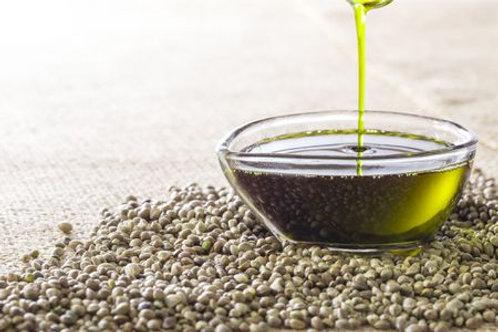 Hemp Oil, Organic 4L