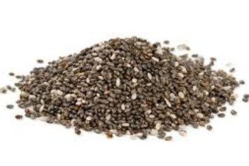 Chia Seeds Black,  Organic 25LBS