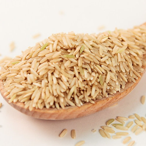 Rice, Brown Long Grain 55LBS ORGANIC