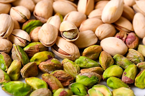 Pistachio, Raw in Shell ORGANIC 25LBS