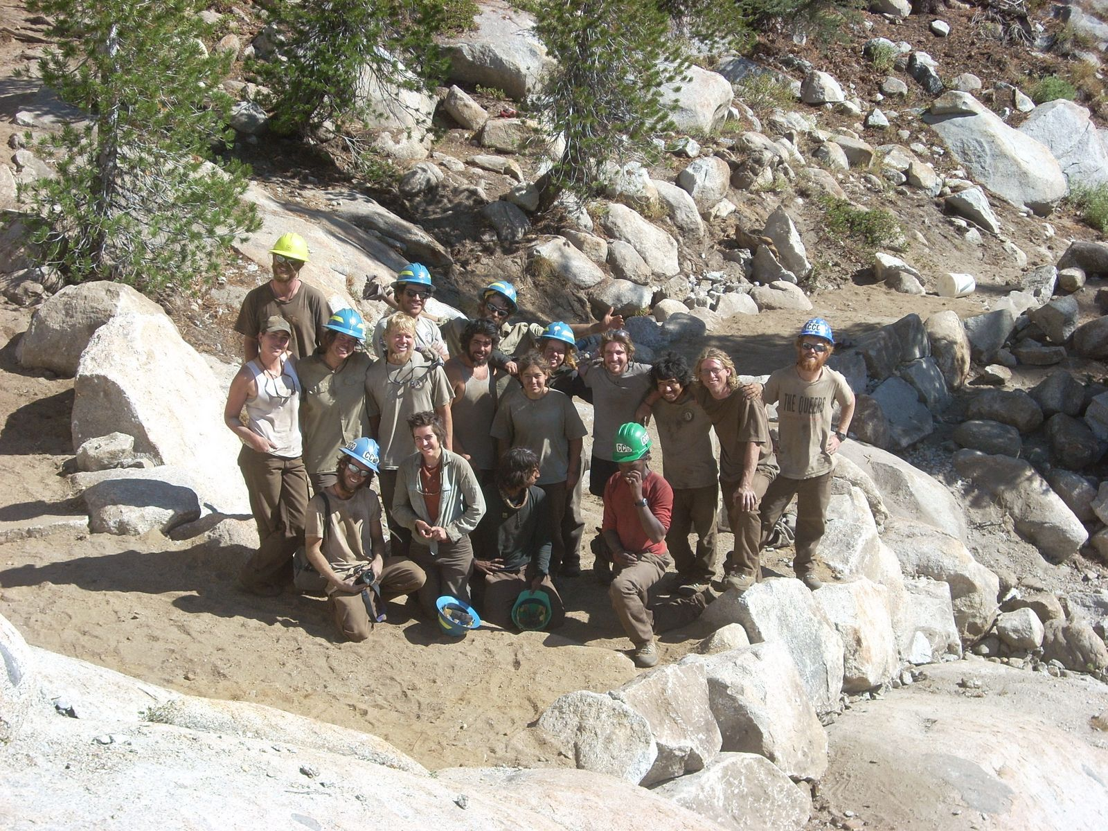 Stanislaus Backcountry Trail Crew