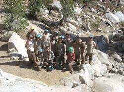 Stanislaus Backcountry Trail Crew