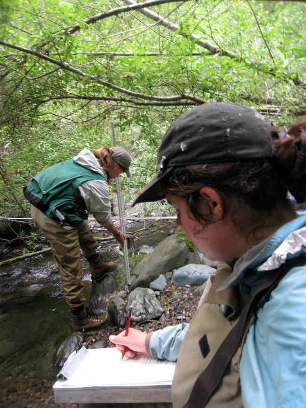 DFG Habitat Type Survey
