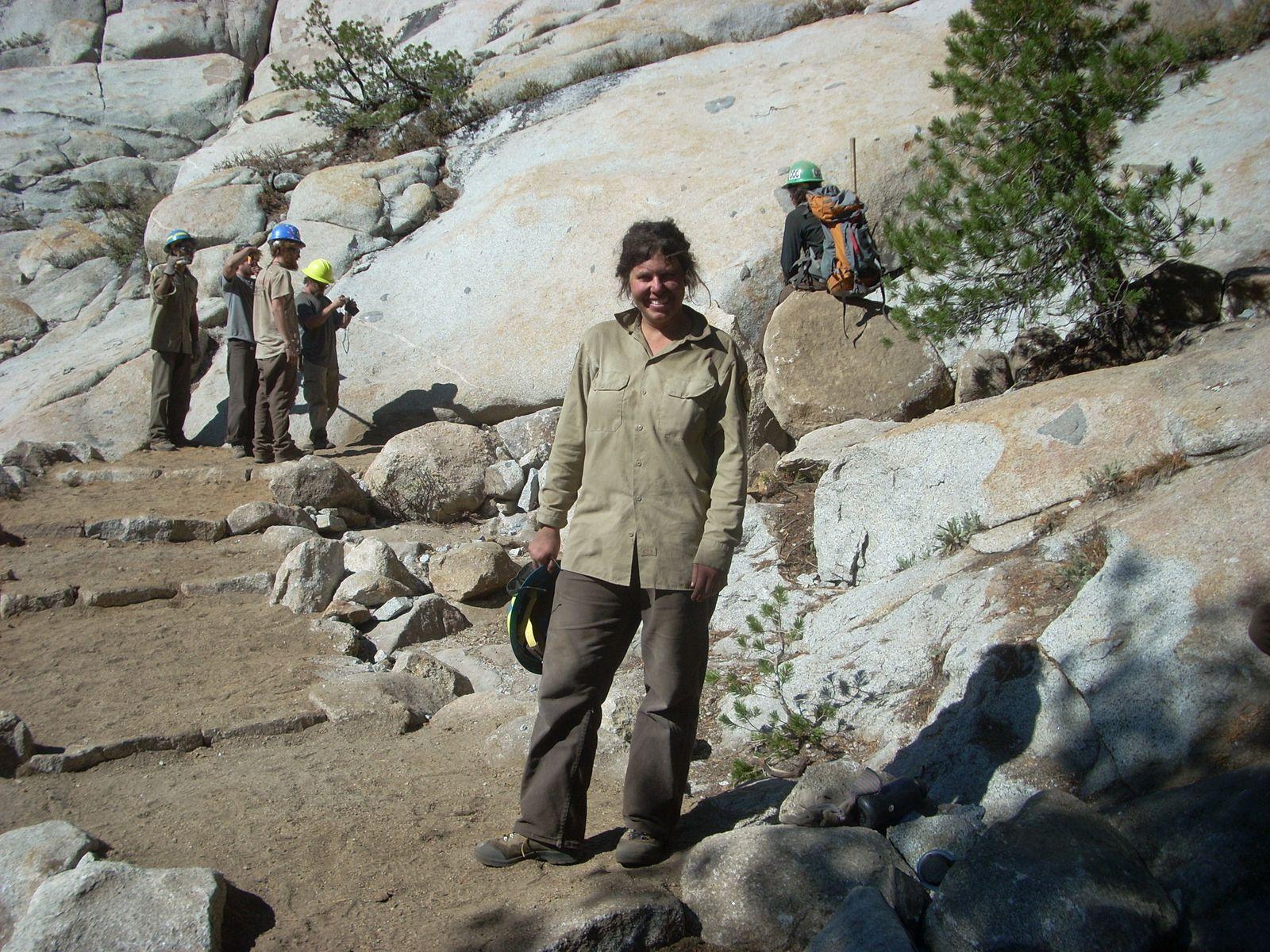 Dry-stone masonry/Rock work