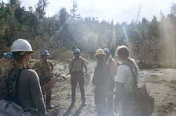 Riparian Restoration with the CCC.