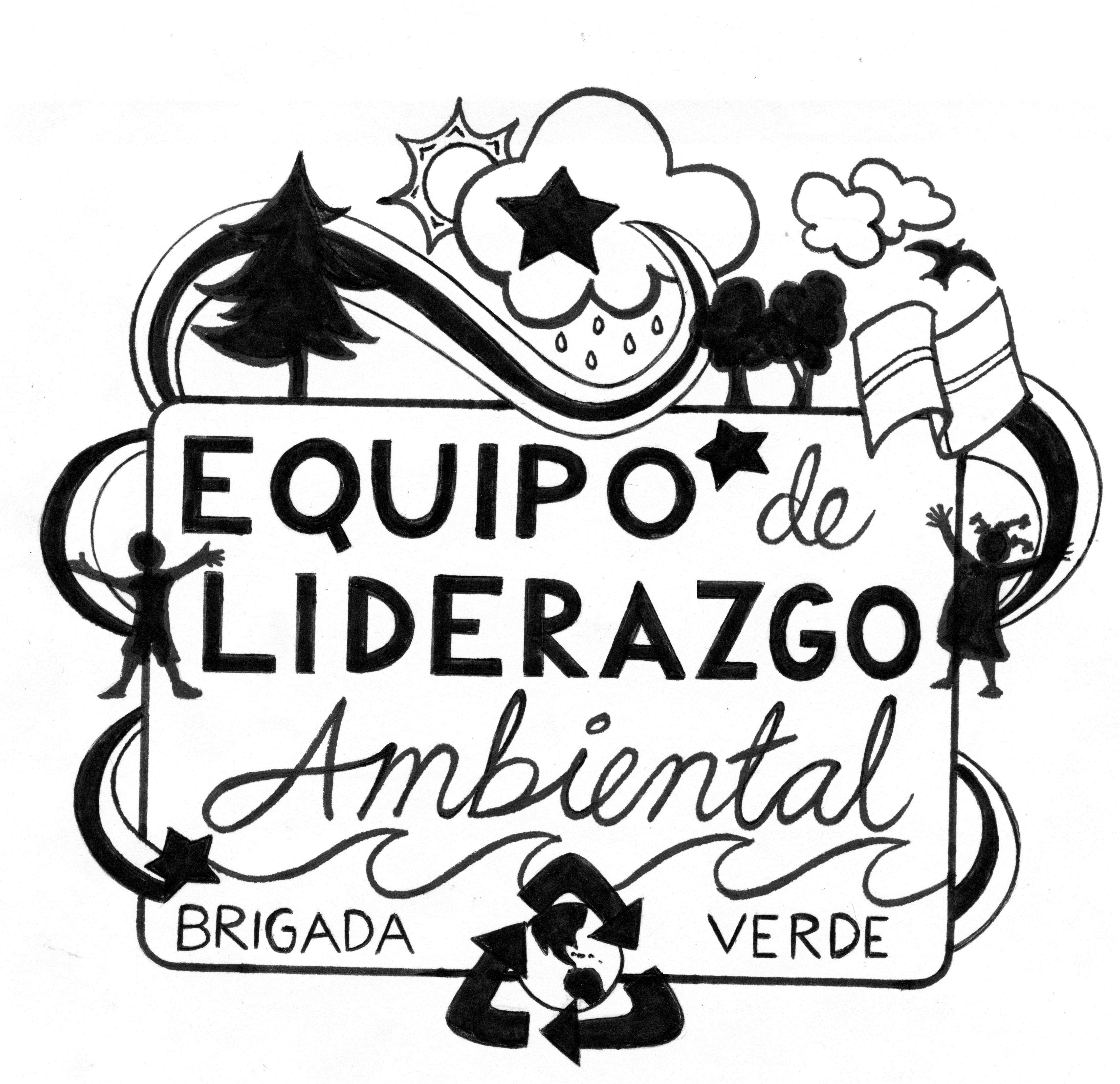 """Brigada Verde T-Shirt Design"""