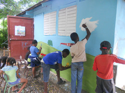 Youth Community Mural Project