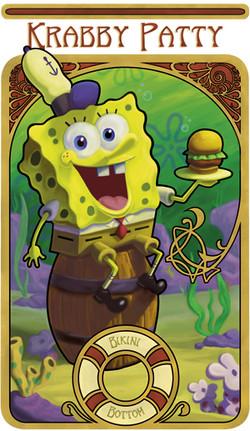 """""""Spongebob Muca Fine Art Project"""""""