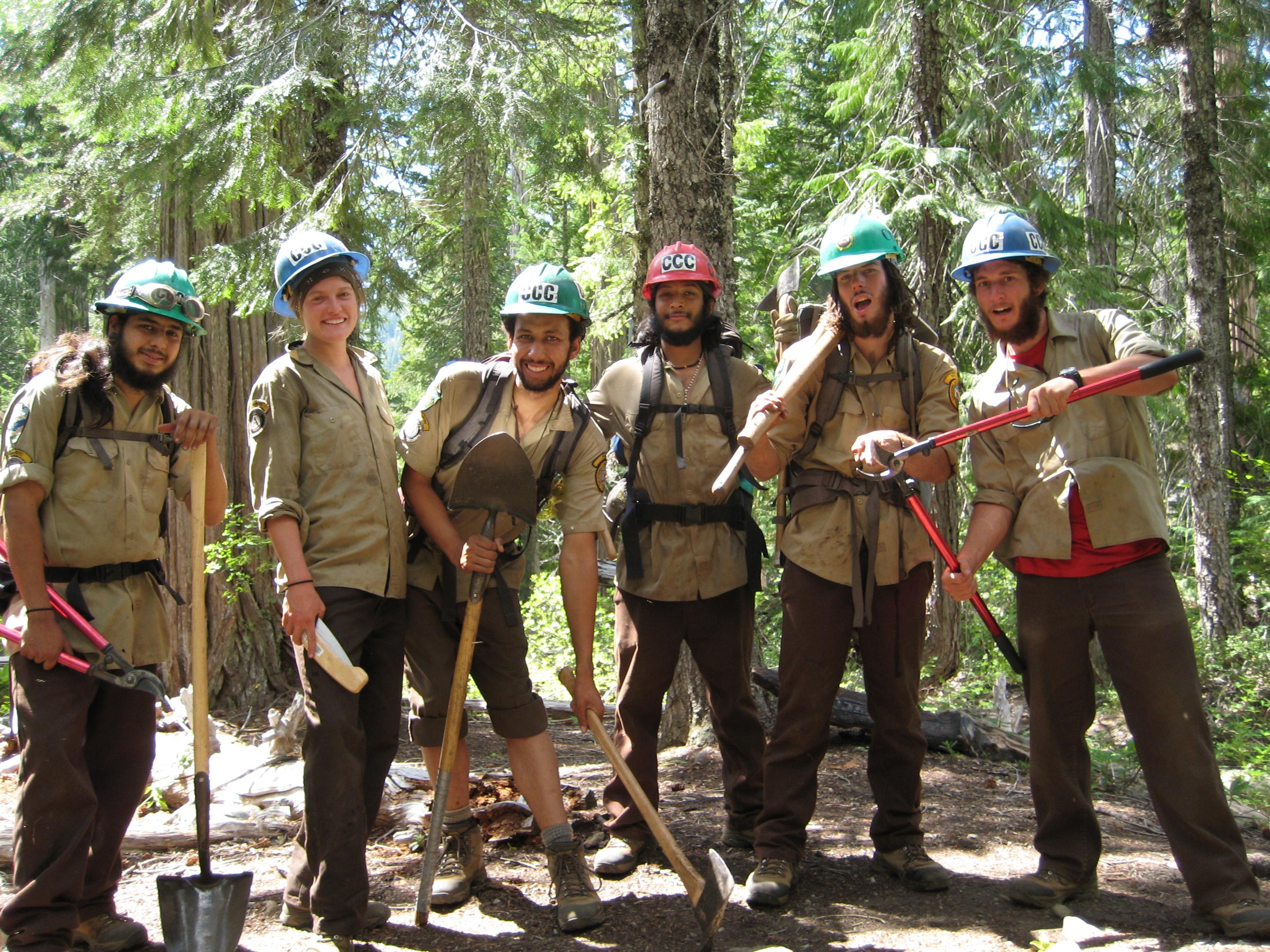 CCC and Volunteer Crew Sponsor