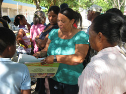 Community Clean-Up to Prevent Dengue