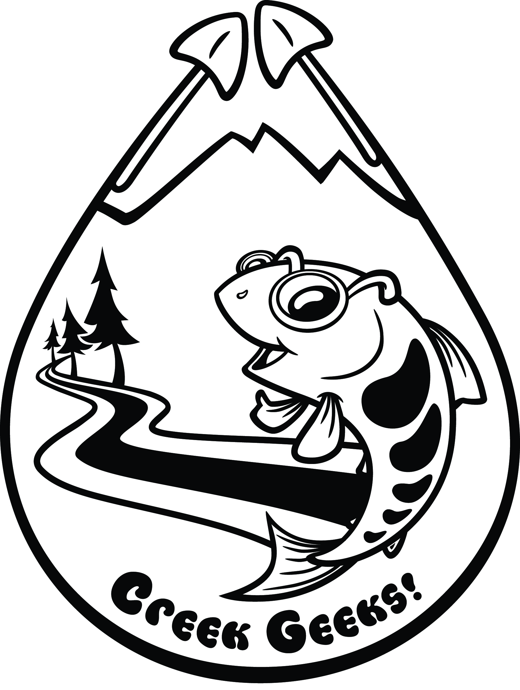 """Creek Geeks Logo"""