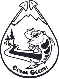 """""""Creek Geeks Logo"""""""