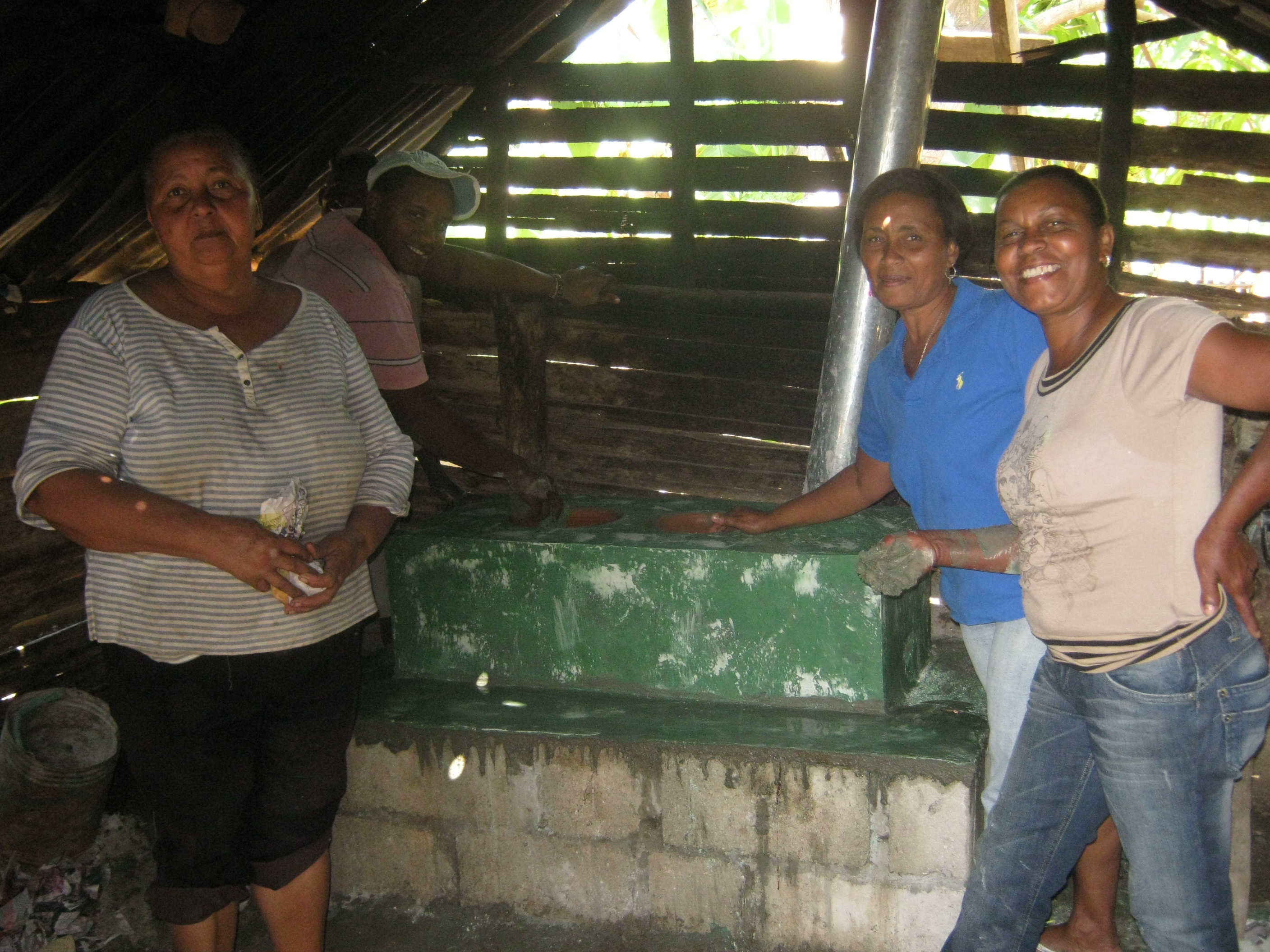 Improved Cookstove Project
