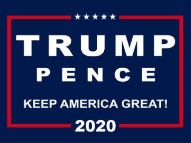 We have Trump/Pence Yard Signs!