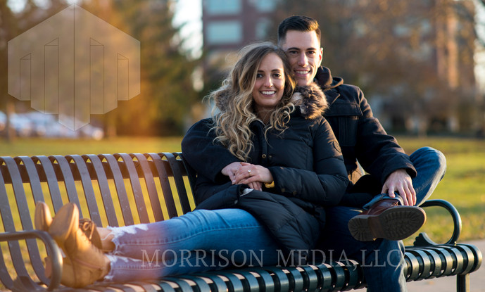 David and Shannon - Engagement Photograp