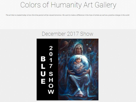 Colors of Humanity Art Gallery