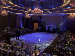White Seamless Dancefloor