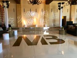 White Seamless Dance Floor