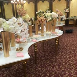 Dior Table (Serpentine Shape)