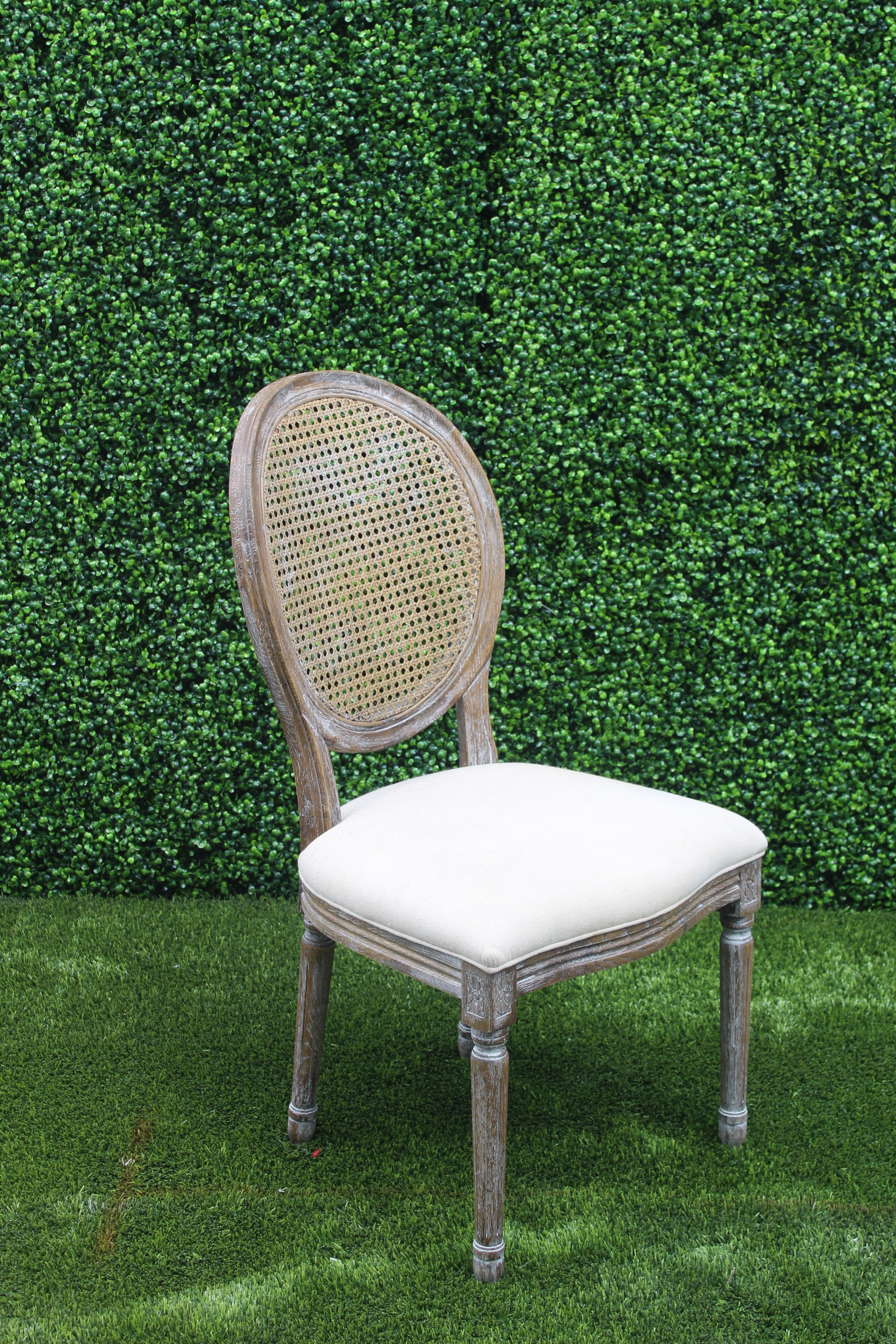 Vintage Louie Chair
