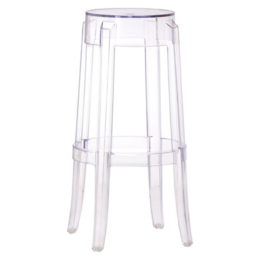 Transparent Barstool