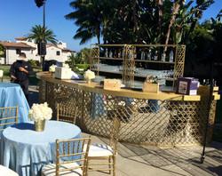 Gatsby Half Round Bar