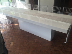 Lacquered Table - 6x2