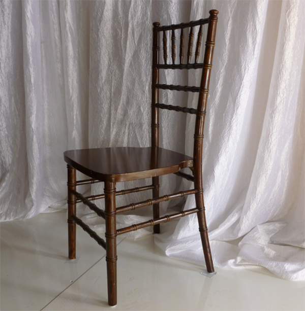 Brown Chiavari Chair