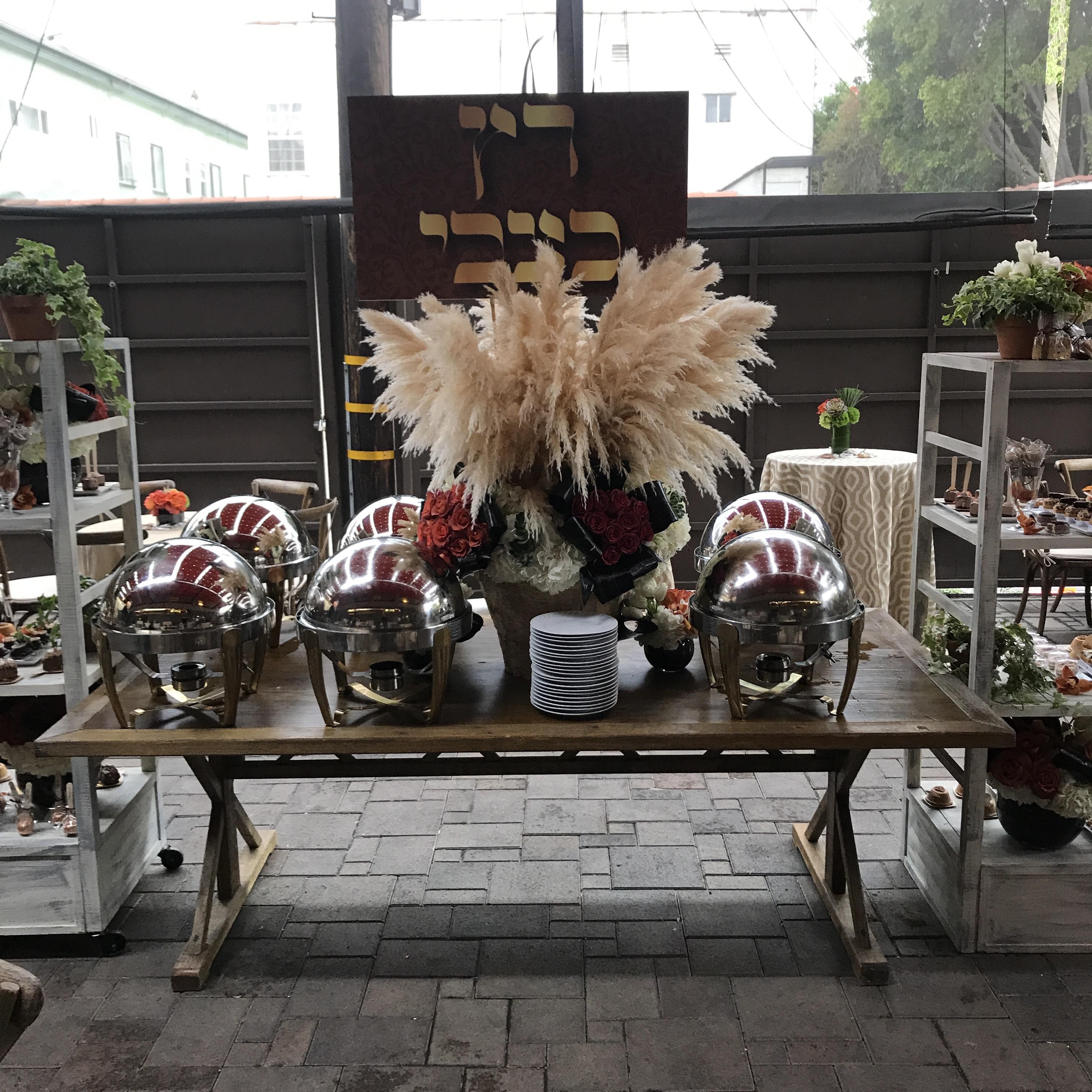 Mayflower Table