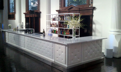 Tufted Bar - Half Rectangle