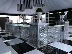 Great Gatsby Bar Rectangle