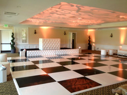 Checkered Dancefloor