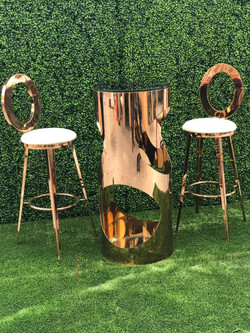 Dior Barstools R.G / Lola Cocktail