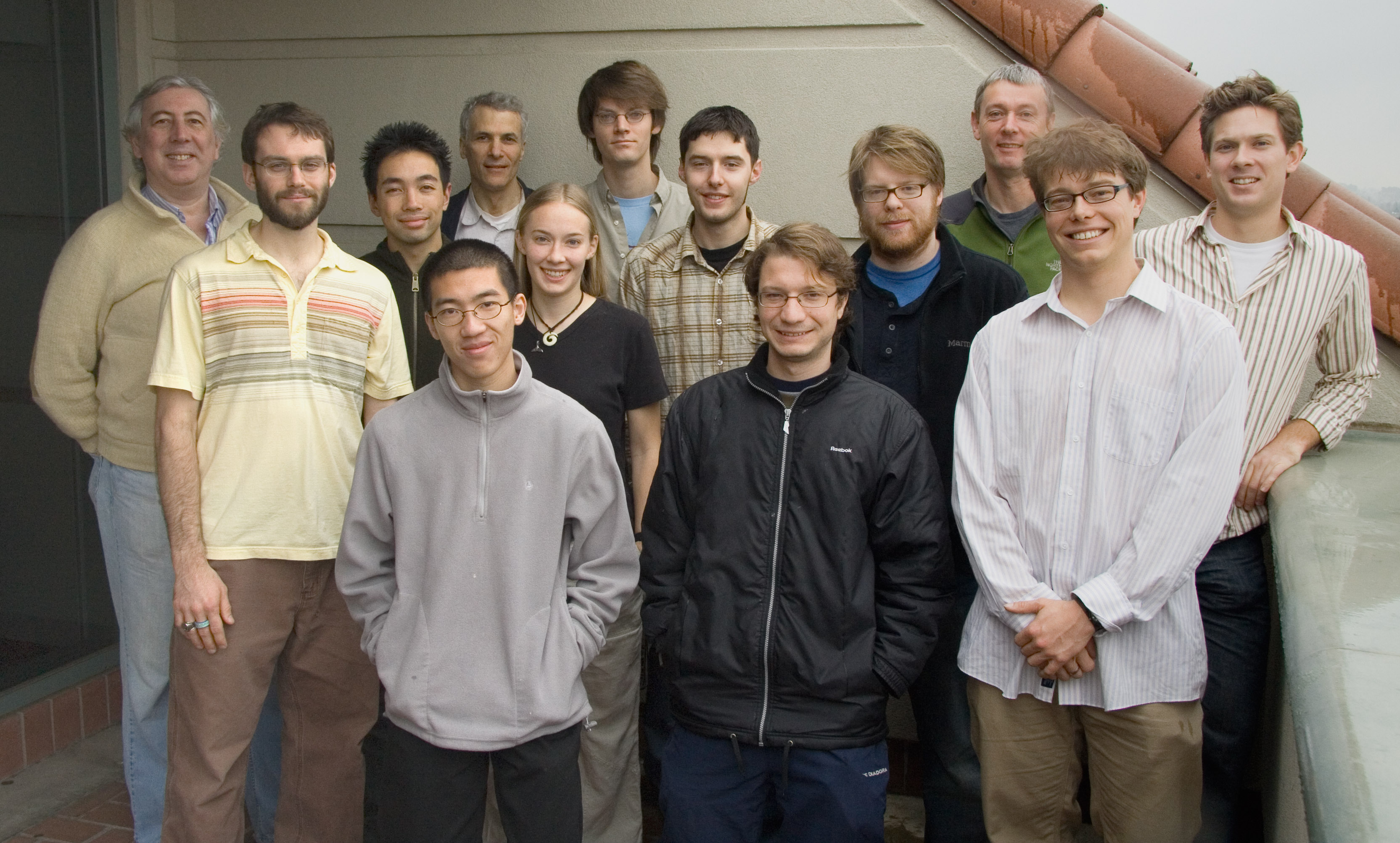 Arnold group 2007