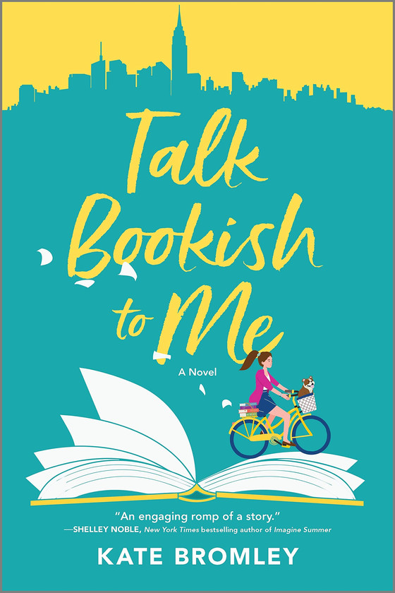 Review of Talk Bookish to Me