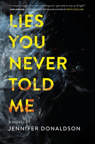 Review of Lies You Never Told Me