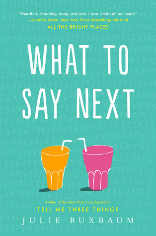 Review of What to Say Next