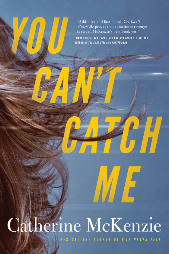 Review of You Can't Catch Me
