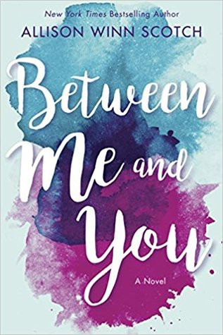 Review of Between Me and You
