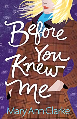 Review of Before You Knew Me