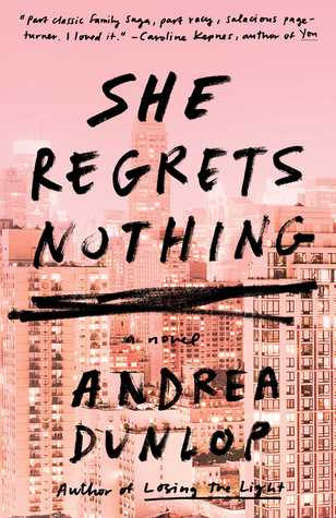Review of She Regrets Nothing