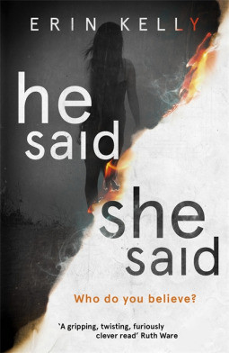 Review of He Said/She Said