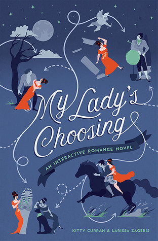 Review of My Lady's Choosing: An Interactive Romance Novel