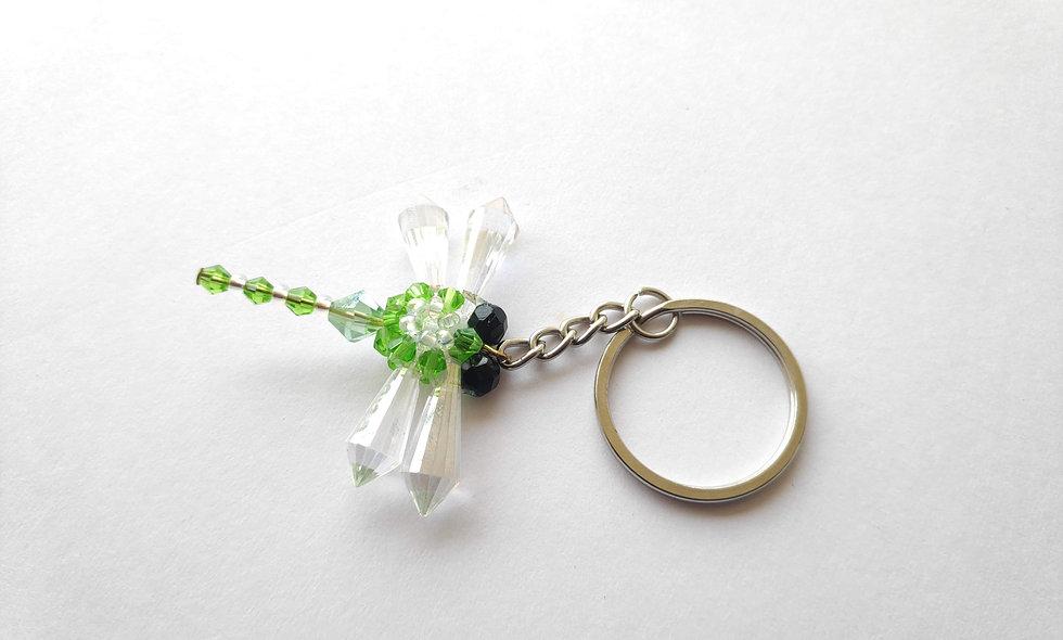 Handmade Dragonfly Keychains