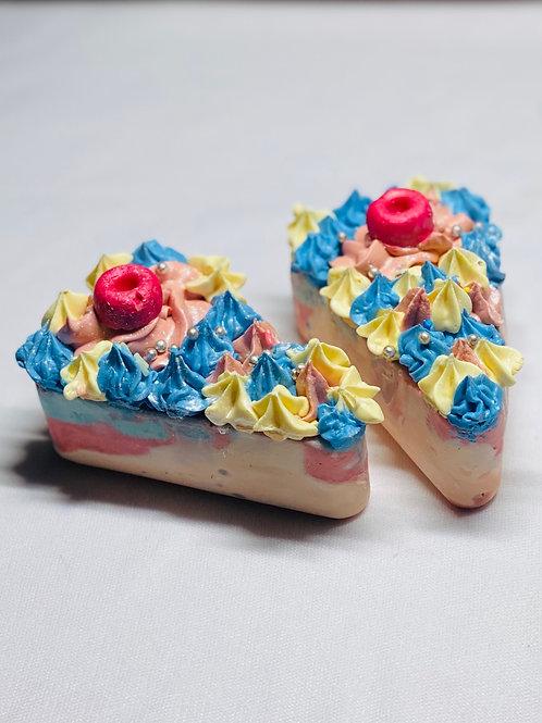 Cake Soap - Set of 2