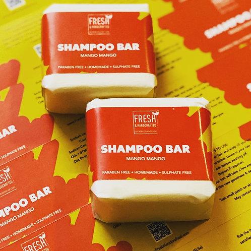 Mango Mango Shampoo Bar