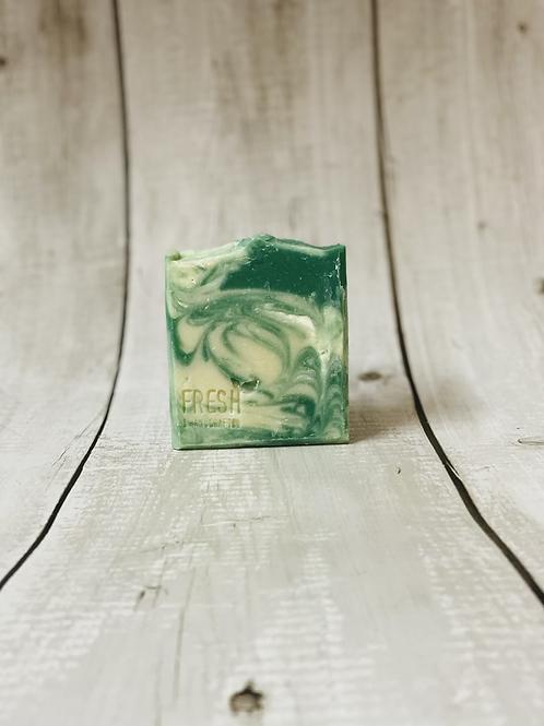 French Green Clay Handmade Soap