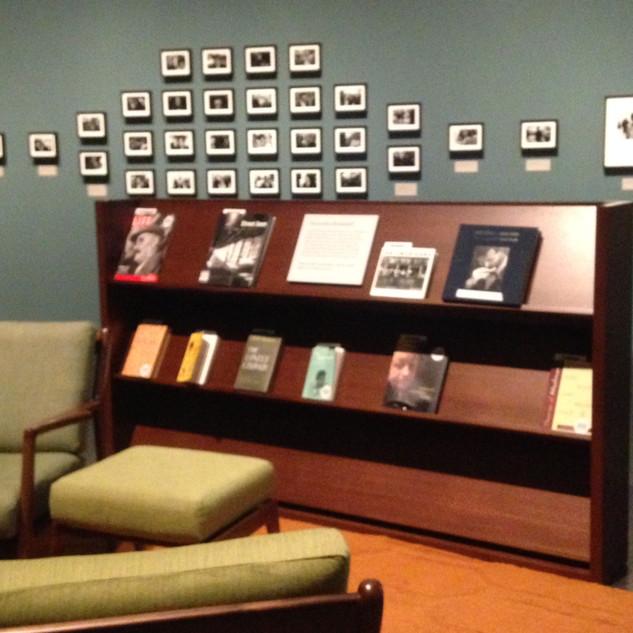 Exhibition Bookcase